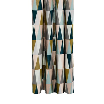 Ferm Living - Duschvorhang, Shower Curtain, Spear