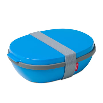 To Go Elipse Lunchbox von Rosti Mepal in Aqua