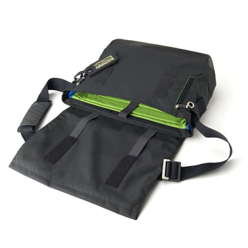 Moleskine - myCloud Messenger Bag - offen, liegend
