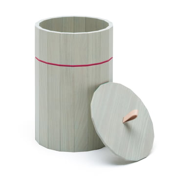 Karimoku New Standard - Colour Bin, large, hellgrün