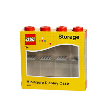 Lego - Storage Box & Minifigure Display Case 8 rot