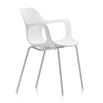 Hal tube armlehnstuhl outdoor von vitra for Schalenstuhl outdoor