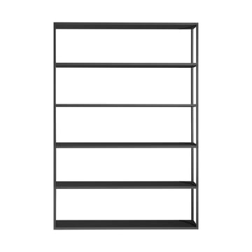 Das Hay - New Order Shelf 150 x 180 cm in charcoal schwarz