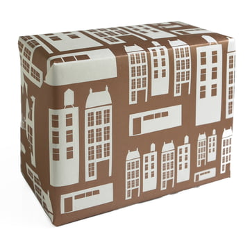 Das pleased to meet - Townhouses Geschenkpapier