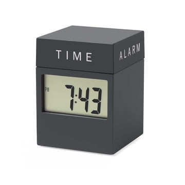4-in-1 Twist Clock von MoMA