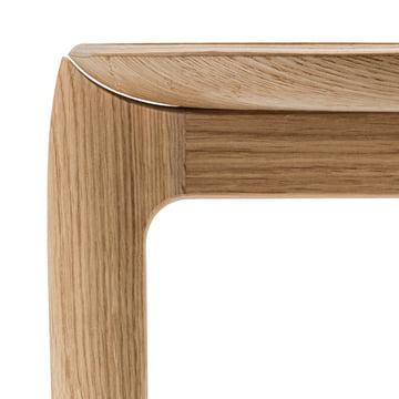 beistelltisch von fritz hansen connox shop. Black Bedroom Furniture Sets. Home Design Ideas