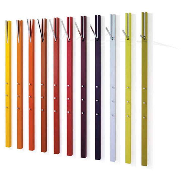 Line wandgarderobe von sch nbuch connox for Connox adventskalender