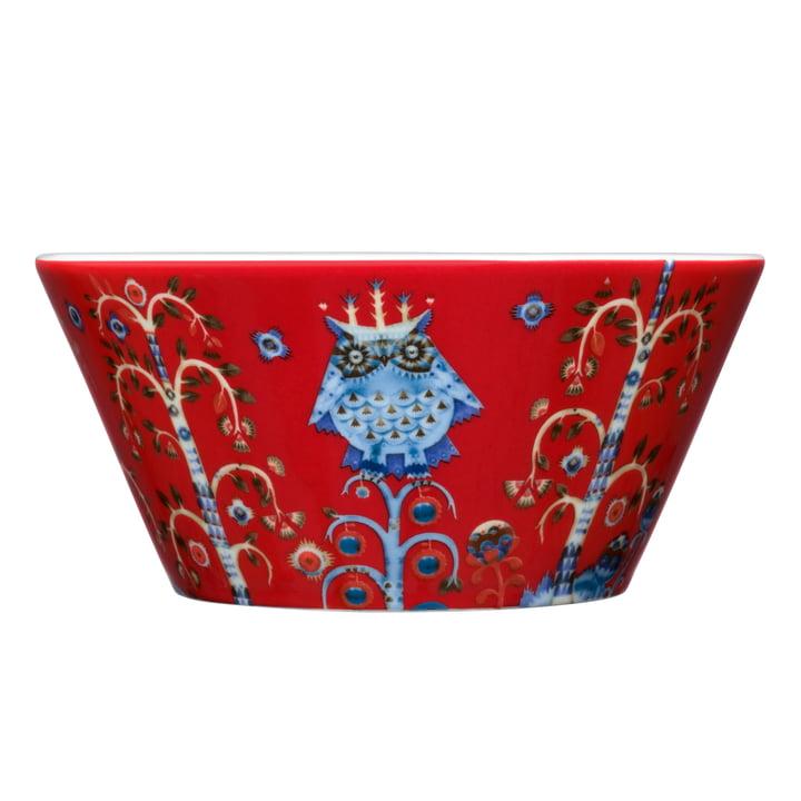 Taika geschirr in rot von iittala connox for Connox adventskalender