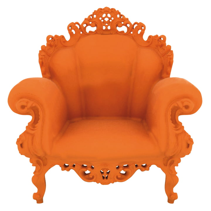 Proust sessel magis shop for Sessel orange