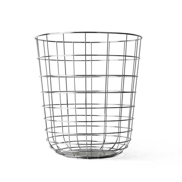 Wohndesign Blumentöpfe: Wire Bin Von Menu Im Wohndesign-Shop