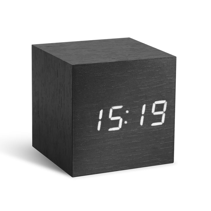 click clock cube von gingko im design shop. Black Bedroom Furniture Sets. Home Design Ideas