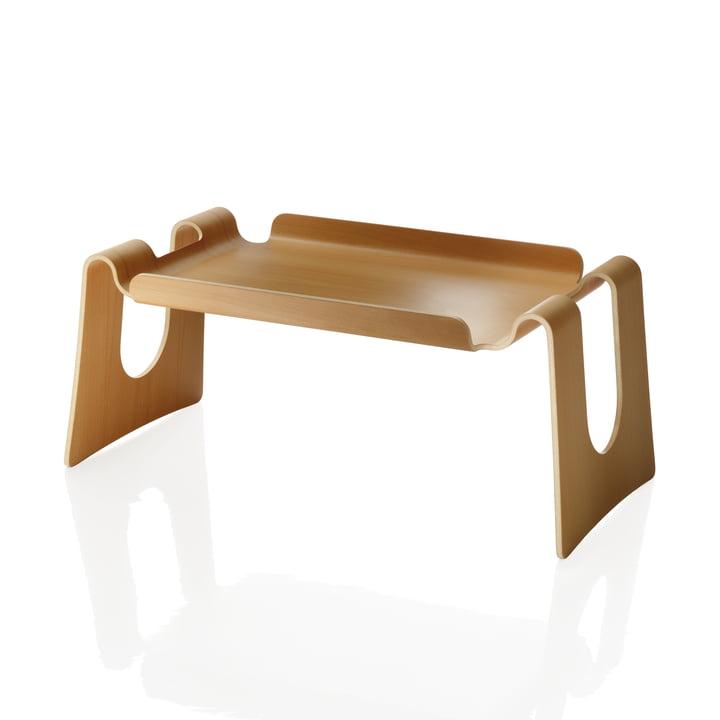 bett tablett cappuccino von magis. Black Bedroom Furniture Sets. Home Design Ideas