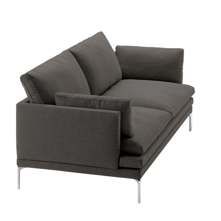 william sofa von zanotta im wohndesign shop. Black Bedroom Furniture Sets. Home Design Ideas