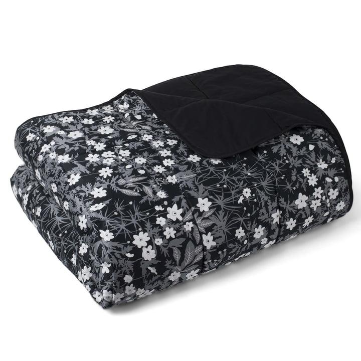 blumen tagesdecke von design letters im shop. Black Bedroom Furniture Sets. Home Design Ideas