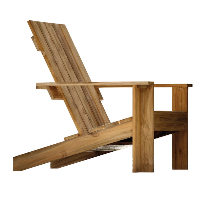 Batten beach stuhl von jan kurtz connox for Designklassiker stuhl holz
