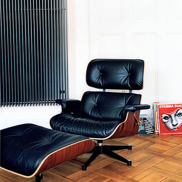 Lounge Chair & Ottoman von Vitra