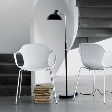 nap armlehnstuhl ks60 fritz hansen shop. Black Bedroom Furniture Sets. Home Design Ideas