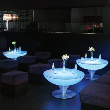 Moree - Lounge Tisch 45 LED