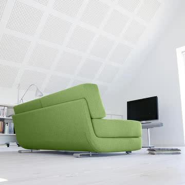 Schlafsofa grün  Lounge 3-er Schlafsofa | Softline | Shop