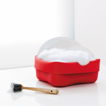 Normann Copenhagen - Washing up bowl, rot - Ambiente