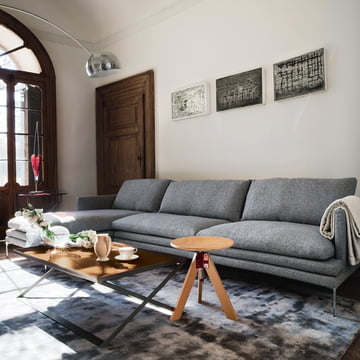 william sofa von zanotta im wohndesign shop. Black Bedroom Furniture Sets. Home Design Ideas
