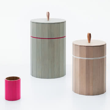 Der Karimoku New Standard - Colour Bin