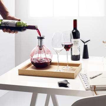 dekantierkaraffe 0 75 l von eva solo im shop. Black Bedroom Furniture Sets. Home Design Ideas