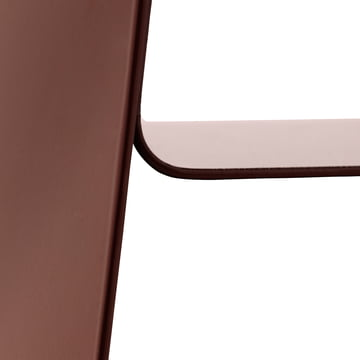 Stay Table von Normann Copenhagen in Burgund
