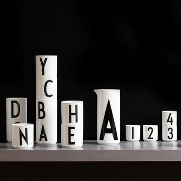 espresso mini becher set von design letters. Black Bedroom Furniture Sets. Home Design Ideas