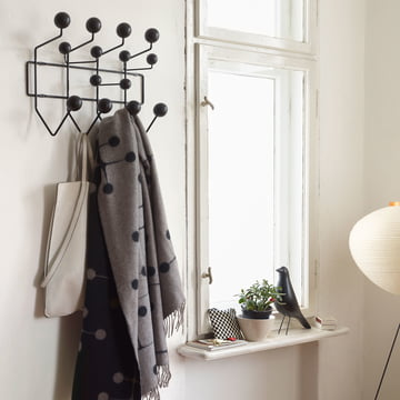 hang it all garderobe von vitra im shop. Black Bedroom Furniture Sets. Home Design Ideas