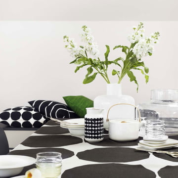 tiiliskivi kissenbezug von marimekko. Black Bedroom Furniture Sets. Home Design Ideas