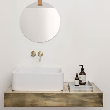 Metal Tray von ferm Living