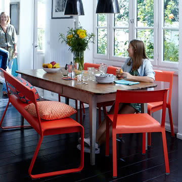 bellevie bank von fermob connox shop. Black Bedroom Furniture Sets. Home Design Ideas
