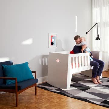 Kinderzimmerm bel 3 trends connox shop - Kinderbett platzsparend ...