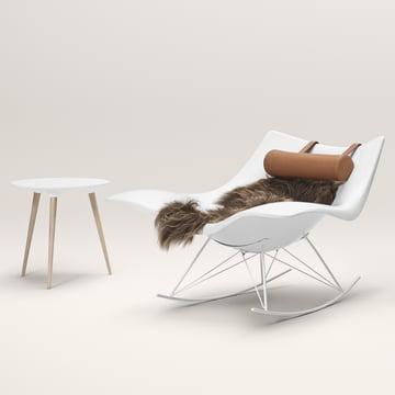 Stingray schaukelstuhl von fredericia im shop for Schaukelstuhl skandinavisches design