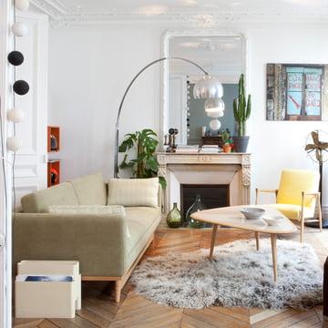 fifties sofa von red edition im shop kaufen. Black Bedroom Furniture Sets. Home Design Ideas