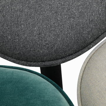 Ace Chair Nist und Velour