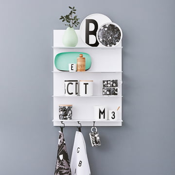 Design Letters - White Paper Regal A2