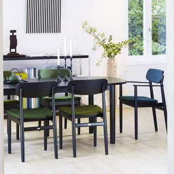 130 stuhl von thonet connox shop kaufen for Thonet stuhl schwarz