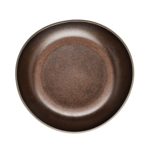Rosenthal Junto Suppenteller 22 tief bronze bronze ø 22 cm