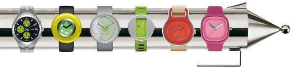Alessi Watches