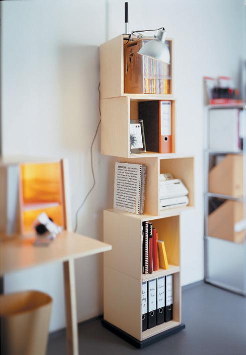Wunderkiste | Freiraum Design  :  bookshelf designer shelving unit scandinavian