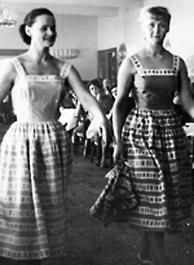 Marimekko Kleidung in den 1950er