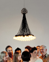 85 Lamps pendant light by Droog Design