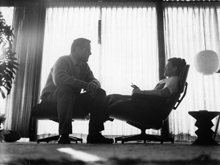 Lounge Chair mit Charles & Ray Eames