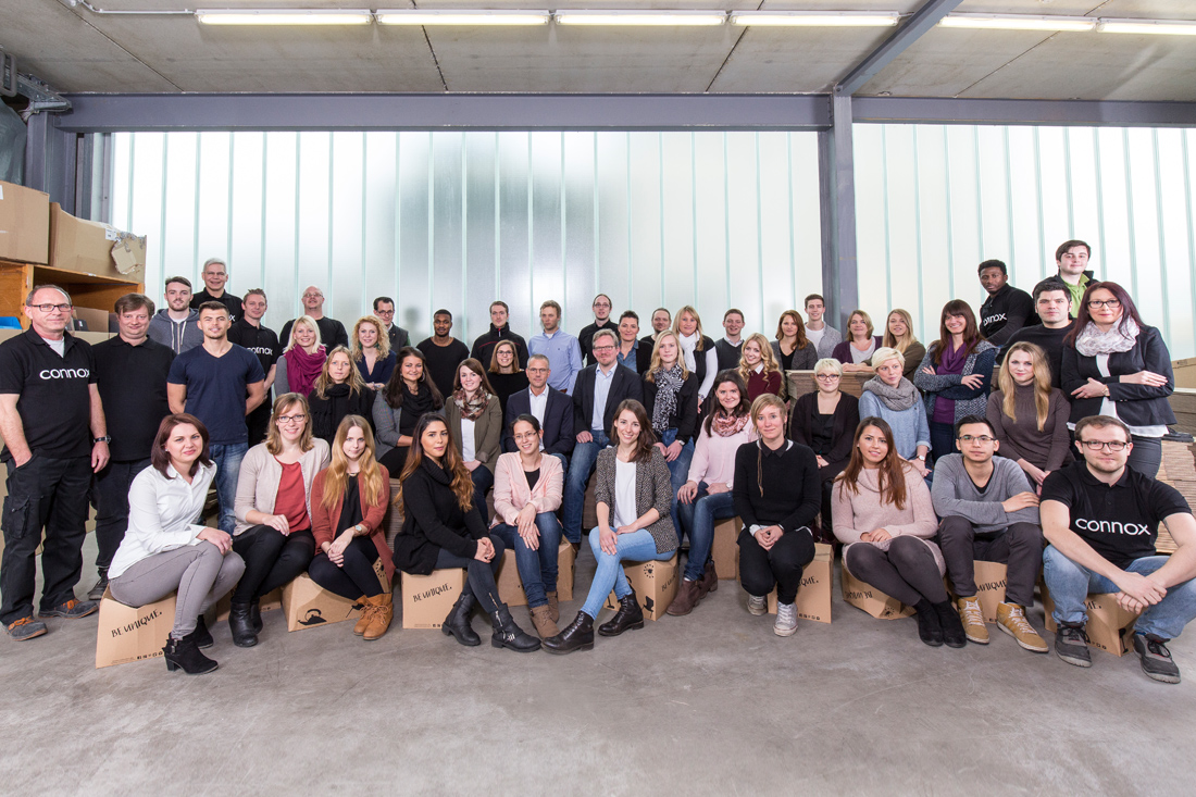 The Team of Connox GmbH