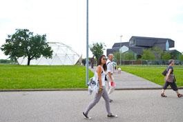 Architekturführung auf dem Vitra Campus