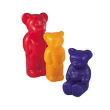 Lumibär, groß | Klein + Leidig | Elmar Flötotto :  lamp designer bear light